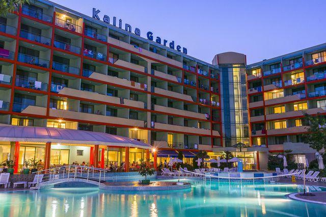 Отель Калина Гарден
